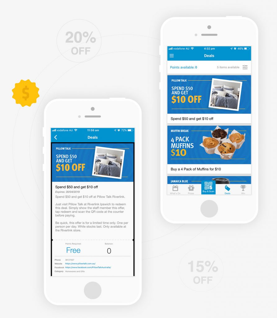 Shopping Centre Marketing Apps